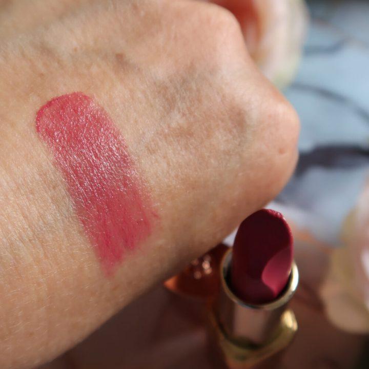 satin, lipstick, l'oreal, color riche, 174, nu insouciant, lippen, argan olie, nude, tinten, review, beautysome, yustsome