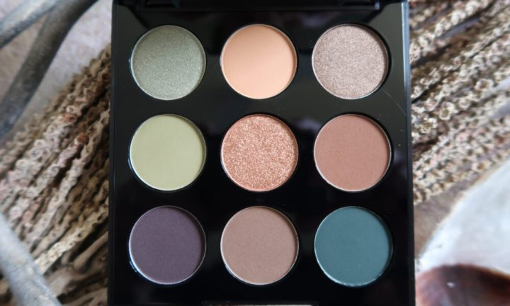 Morphe, groen, natural, kaki, eyeshadow, palette, mua, 50 plus, beautysome, yustsome, make-up, lipgloss, rood, sonja, bolleman, intro