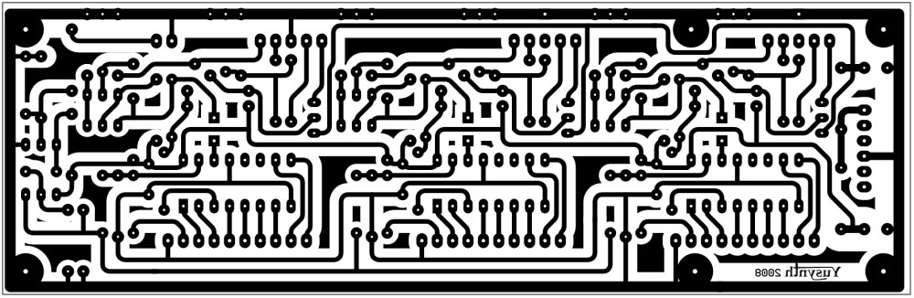 medium resolution of printed circuit board and component layout