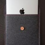 今頃になってiPad用ケース購入 – ハンドメイドフェルトケース for iPad & iPad2 –