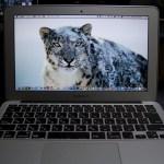 MacBook Air も買っちゃった!