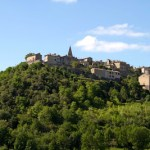 快晴の中、効率のよいルートで合計7箇所の村巡り – 2013 France リアルタイムその12