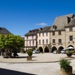 Sauveterre-de-Rouergue(ソーヴテール・ド・ルーエルグ)- フランスで最も美しい村巡り2013 No.28 -★★★☆☆