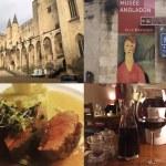 2016年11月フランス短期旅行日記1:アヴィニョンAvignon、法王庁とレストラン