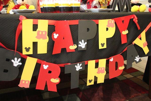 ミッキーマウスの誕生日