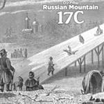 ロシアの山