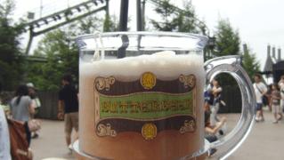 フローズンバタービール
