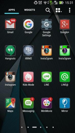Download aplikasi kloningan instagram, bbm dan line