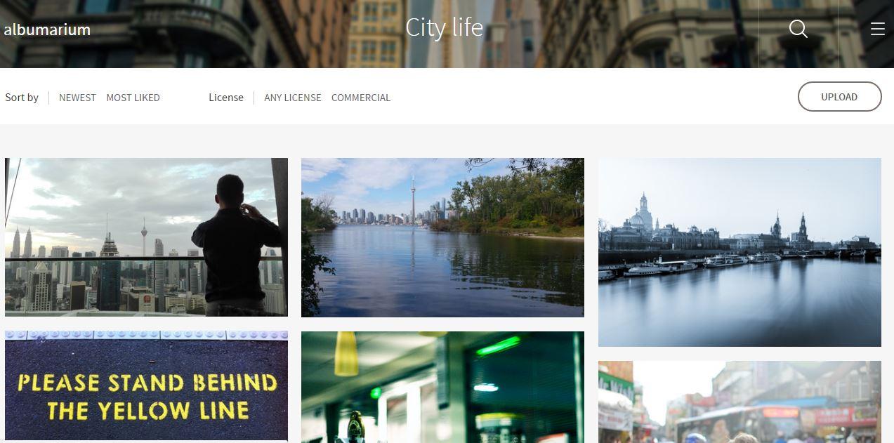 situs penyedia gambar dan foto gratis