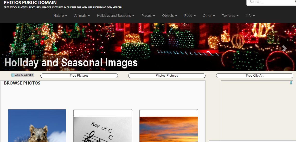 Website penyedia foto gratis