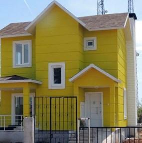 kilis-prefabrik-villa