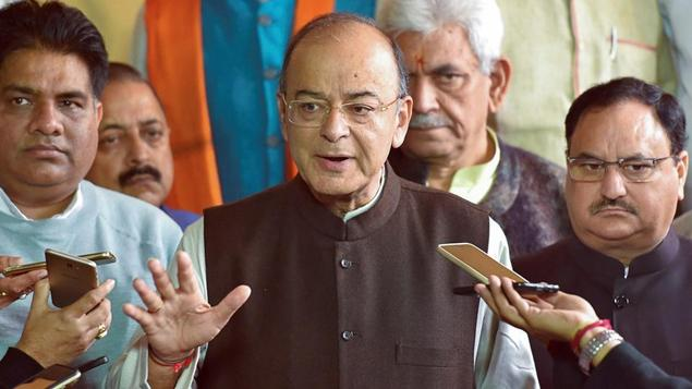 Arun Jaitley on Increasing crude oil price; will hamper growth rate.