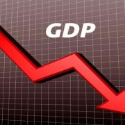 According to CSO data GDP growth rate for financial year 2017-18 deeps to 6.5 percent.