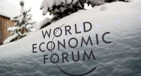 PM Narendra Modi addressed 40 CEOs at World Economic Forum Davos 2018. India means business.