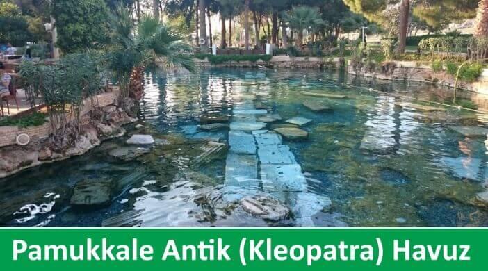 Pamukkale Antik (Kleopatra) Havuz