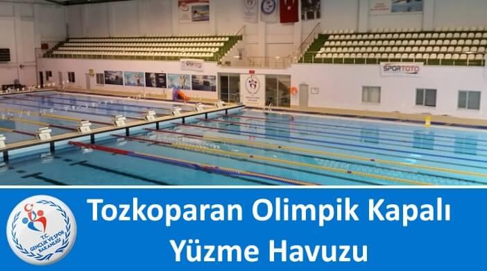 Tozkoparan Olimpik Kapalı Yüzme Havuzu