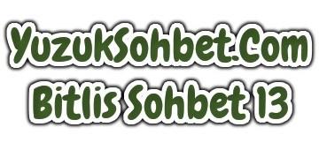 Bitlis Sohbet 13
