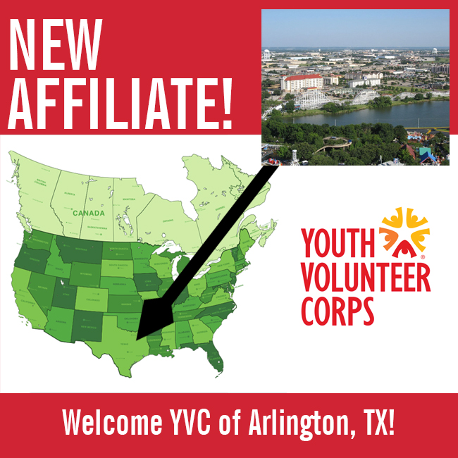 Welcome Arlington!