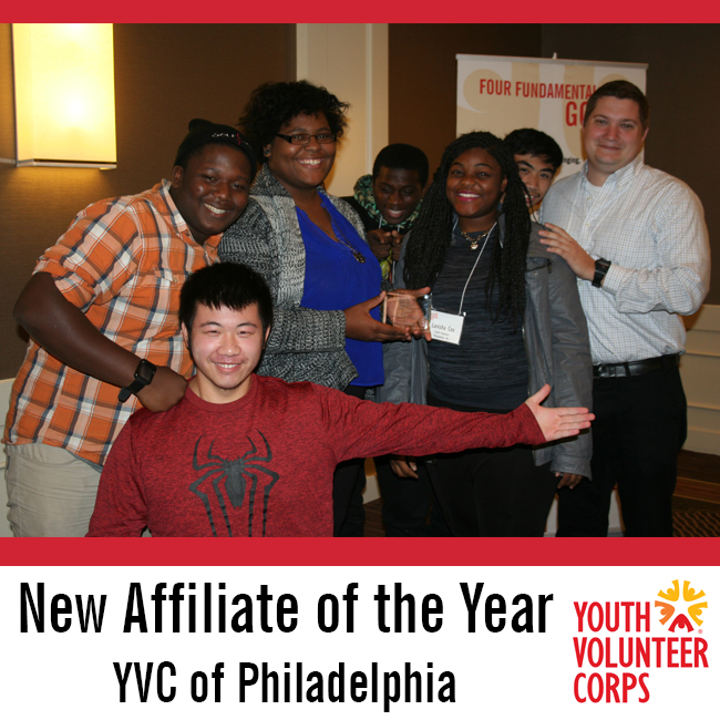 11.3.15 New Affiliate of the Year Award