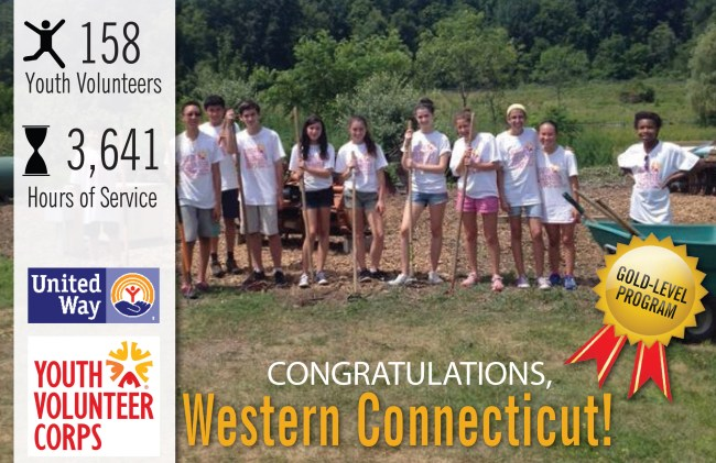 Congratulations Western Connecticut