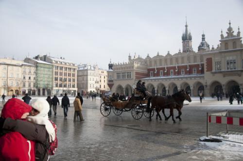 Pologne hivers 2010 2011