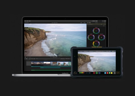 Le nouveau Prores RAW de Apple