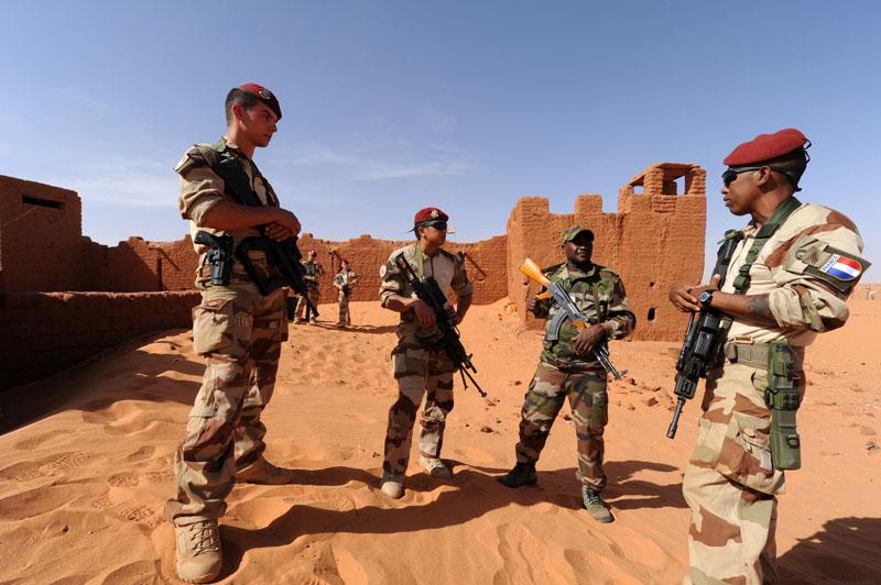 Barkane au Niger