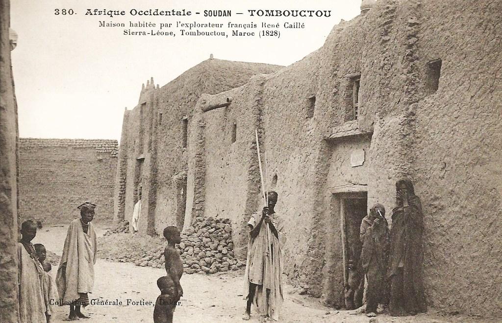 Tombouctou Maison de René Caillé (AOF)