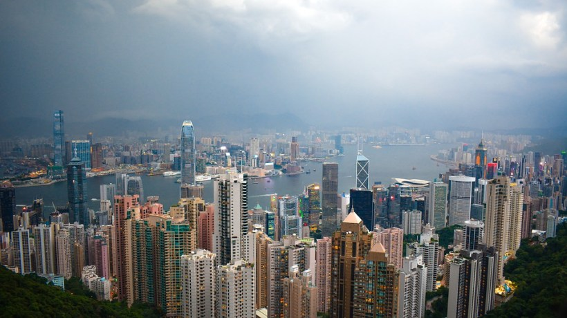 Hong Kong la poule aux oeufs d'or de la Chine