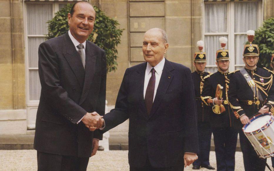 Chirac président 1995