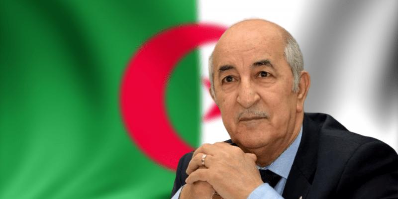 Tebboune Elections Algérie