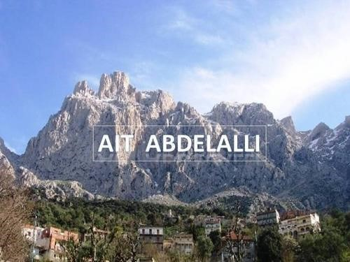 Ait Abdellalli en Kabylie