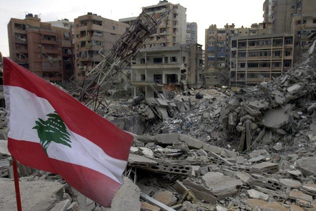 13 avril 1975 La guerre civile au Liban