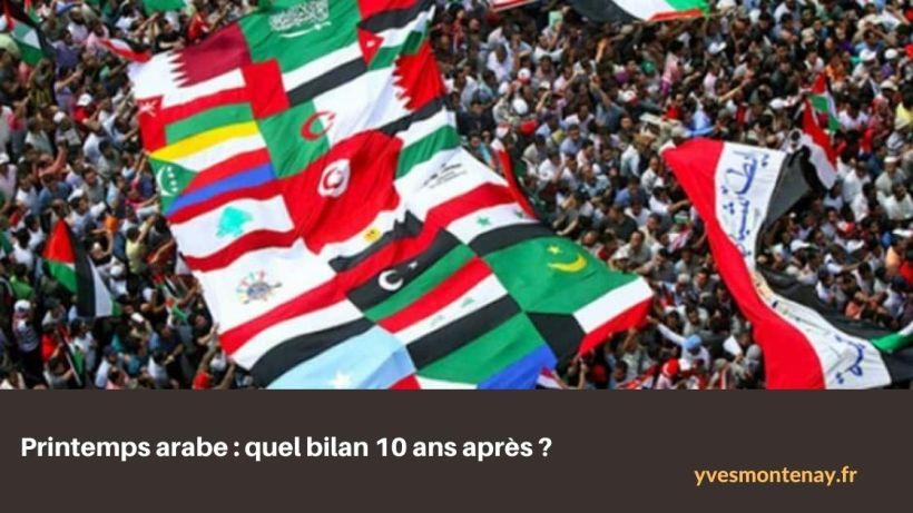 Printemps arabe : quel bilan 10 ans après ?