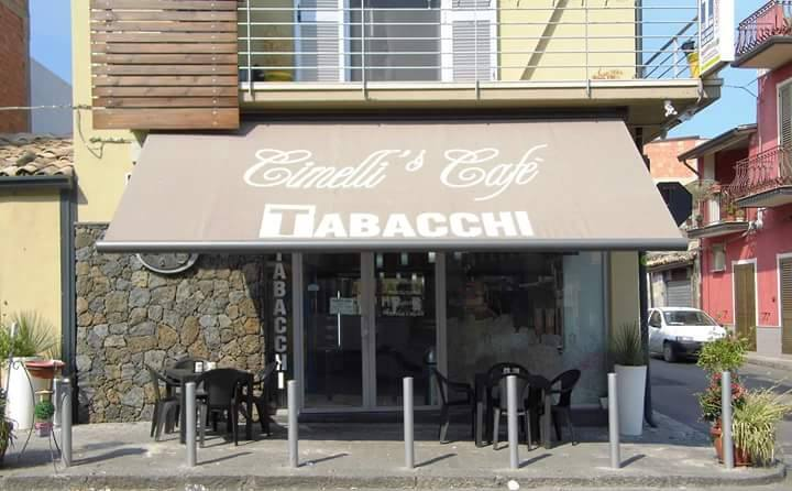 Biancavilla, nuovo furto al Bar Cimelli