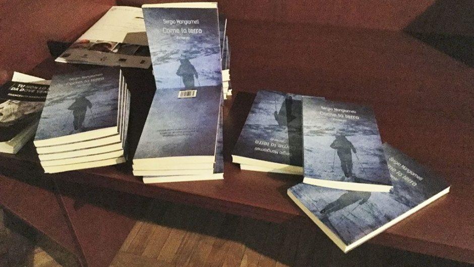 """Motta Sant'Anastasia, domani presentazione del libro """"Come la terra"""" di Sergio Mangiameli"""