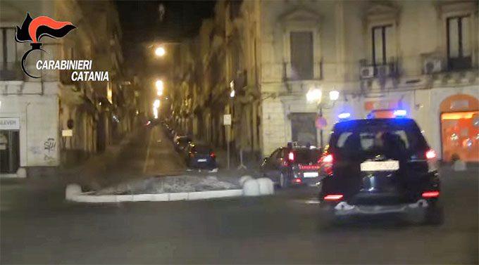 """""""I Vicerè"""", 109 arresti contro cosca Laudani. Manette per l'ex vicesindaco di Santa Maria di Licodia, Salvatore Mineo"""