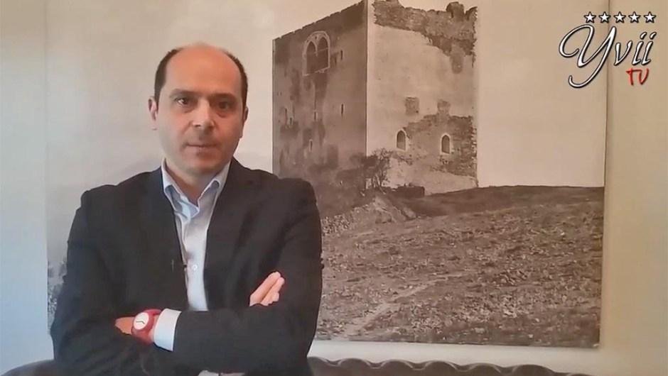 """Paternò, il Sindaco Mauro Mangano: """"Adesso bisogna trasformare la mentalità dei paternesi"""""""