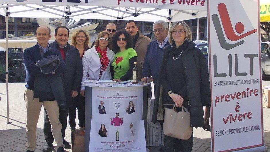 La LILT di Catania seleziona medici volontari per le visite di prevenzione