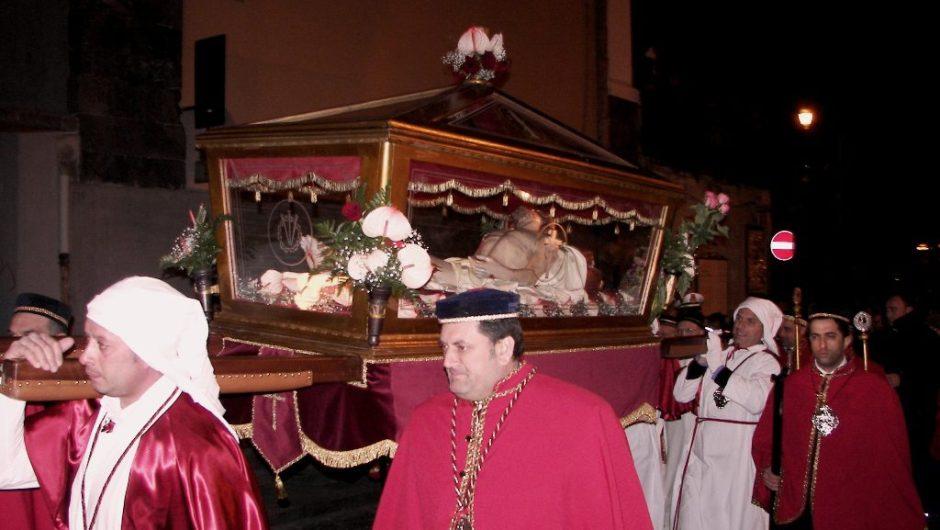 Santa Maria di Licodia, triduo pasquale all'insegna della spiritualità