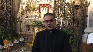 Don Pasqualino Di Dio a Biancavilla intervistato da Maria Francesca Greco per Yvii24