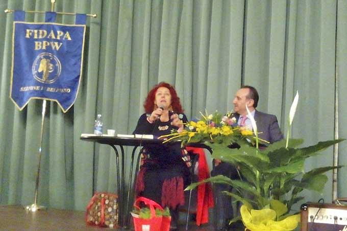 """Belpasso, """"conversando"""" di donne con Marinella Fiume"""