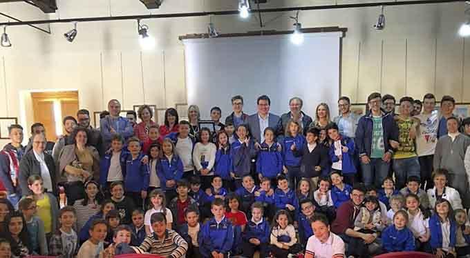 """Biancavilla, gli istituti """"Maria Ausiliatrice"""" e Tecnologico vincono il concorso video sulla Pasqua"""
