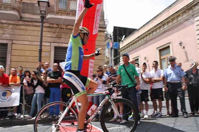 Ciclismo, il 24 luglio il Giro dell'Etna