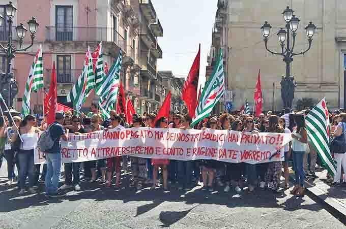Call center Qè Paternò, vertenza ricomposta. Sindacati: «Sfida continua»