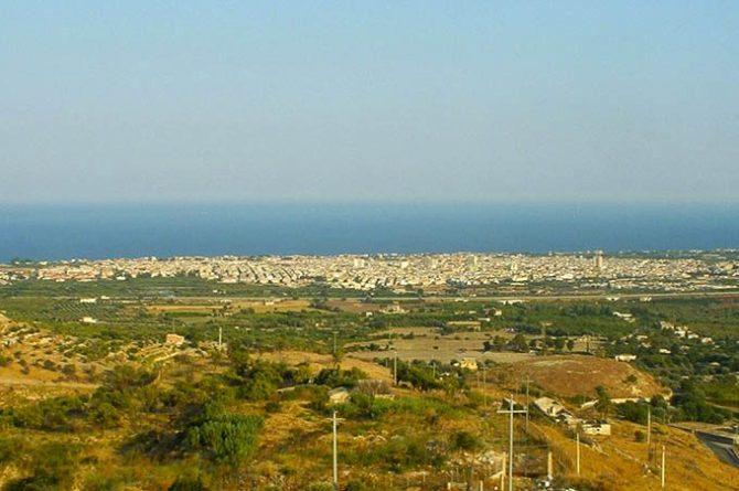 Panorama di Avola - Foto di Azotoliquido