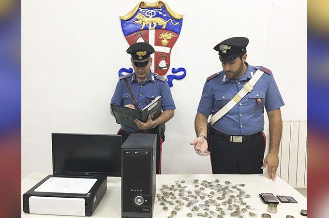 Paternò: arrestato per droga Domenico Assinnata, il boss dell'inchino