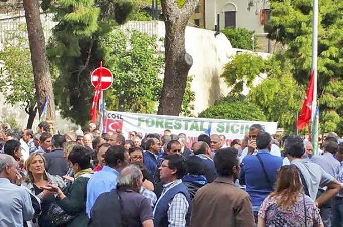 Catania. Forestali 151isti, Flai-Cgil, Fai-Cisl, Uila-Uil chiedono immediato avvio al lavoro