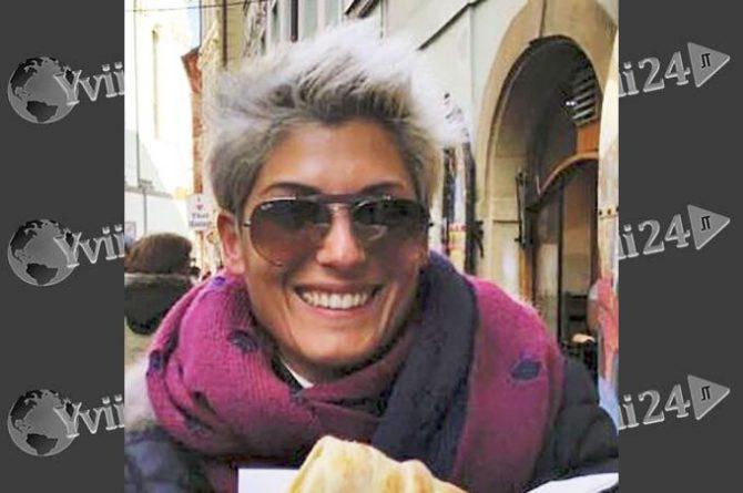 L'assessore dimissionario Rosanna Neri