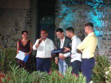 Gurgone, Mobilia e Furnari dell'Inter Club Javier Zanetti di S. M. di Licodia